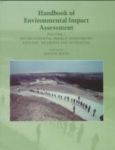 Petts, Judith Handbook of Environmental Impact Assessment