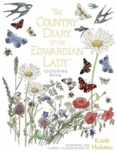 Holden, Edith Country Diary of an Edwardian Lady Colouring Book