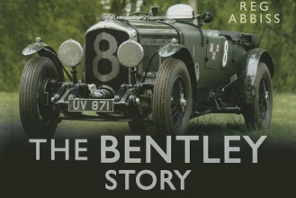 Reg Abbiss The Bentley Story