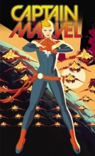Fazekas, Michele,   Butters, Tara Captain Marvel 1