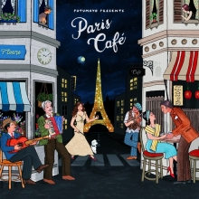 , Putumayo presents – Paris Cafe(cd)