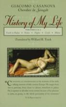 Casanova, Giacomo Chevalier De Seingalt History of My Life