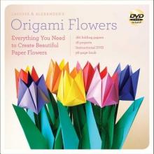 Michael,G. Lafosse Origami Flowers Kit