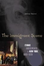Haenni, Sabine The Immigrant Scene