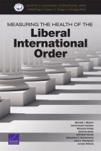 Dr Michael J, PH D Mazarr,   Astrid Stuth Cevallos,   Miranda Priebe,   Andrew Radin Measuring the Health of the Liberal International Order