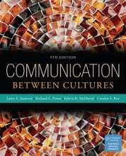 Samovar, Larry A. Communication Between Cultures