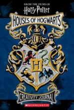 Ballard, Jenna Harry Potter: Houses of Hogwarts Creativity Journal