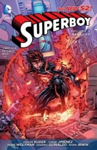 Wolfman, Marv,   Kuder, Aaron Superboy 5