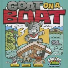 Sazaklis, John Goat on a Boat