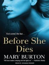Burton, Mary Before She Dies