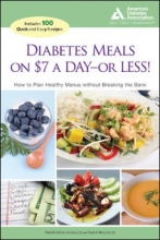 Patti Bazel Geil,   Tami A. Ross Diabetes Meals on $7 a Day?or Less!