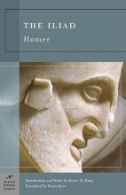 Homer,   King, Bruce M.,   Rees, Ennis The Iliad