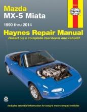 Haynes Publishing Mazda MX-5 Miata