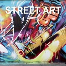 Publications, Loft Street Art