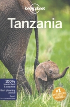 , Lonely Planet Tanzania
