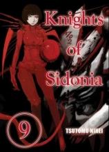 Nihei, Tsutomu Knights of Sidonia 9