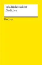 Rückert, Friedrich Gedichte