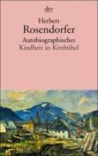 Rosendorfer, Herbert Autobiographisches