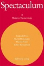 Spectaculum 78. Vier moderne Theaterstücke