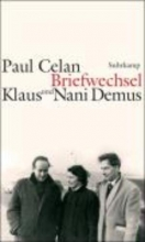 Celan, Paul Briefwechsel
