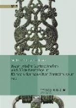 Schulze-Dörrlamm, Mechthild Byzantinische Gürtelschnallen und Gürtelbeschläge im Römischen-Germanischen Zentralmuseum