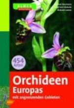 Baumann, Helmut Ulmer Naturführer Orchideen Europas