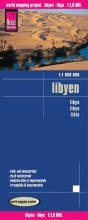 , Reise Know-How Landkarte Libyen (1:1.600.000)