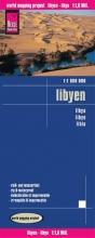 , Reise Know-How Landkarte Libyen (1:1.600.000)