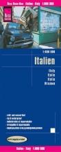 , Reise Know-How Landkarte Italien 1:900.000