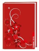 times & more Ranke Kalenderbuch rot 2016