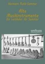 Ruth-Sommer, Hermann Alte Musikinstrumente