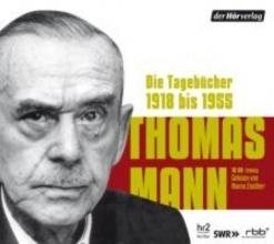 Mann, Thomas Die Tagebücher. 1918 bis 1955