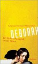 Mosenthal, Hermann Salomon Deborah