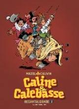 Mazel, Luc Caline & Calebasse Band 03