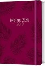 Meine Zeit 2019 Taschenkalender - Motiv Feder