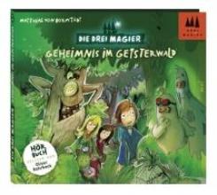 Bornstädt, Matthias von Die Drei Magier - Geheimnis im Geisterwald