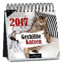 Vennebusch, Paulus Gechillte Katzen 2017 Wochenkalender
