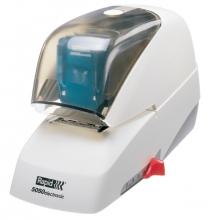 , Nietmachine Rapid Elektrisch 5050E 50vel wit/zwart