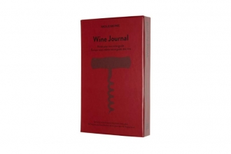 , Moleskine Passion Journal - Wine Wijn