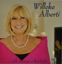 , Willeke Alberti - alle mensen willen liefde (cd)