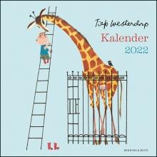 , Fiep Westendorp maandkalender 2022