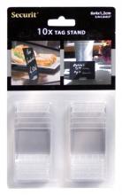, Krijtbord Securit tag standaard acryl