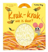 Tristan Mory , Krak-Krak Wie is daar ?