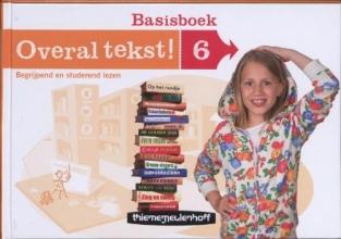Hetty van den Berg, Overal tekst! Basisboek groep 6
