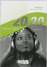 Katrin  Overgoor-Ivarsson 20/20 sectrow Economie N3-4 Werkboek A2