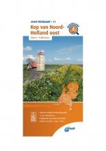 ANWB , Kop van Noord-Holland oost 1:66.666