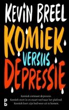 Kevin  Breel Komiek versus depessie