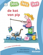 Lida Dijkstra , de kat van pip