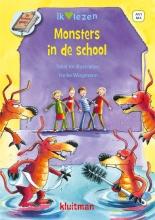 Heike Wiechmann , Monsters in de school