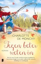 Charlotte de Monchy Tegen beter weten in